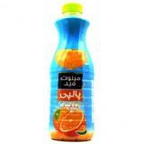 آبمیوه پرتقال پالپی 300 سی سی مینوت مید