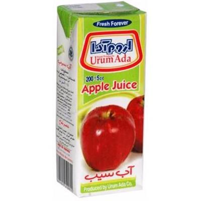 آب سیب 200cc تتراپک اروم آدا