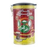 چاي ساده خارجي قوطي فلزي 500 گرمي دوغزال