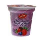 ماست میوه ای آلوورا 125 گرمی کاله