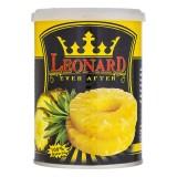 کمپوت آناناس حلقه 565 گرم قوطي لئونارد