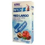 کاندوم 12 عددی Red Largo