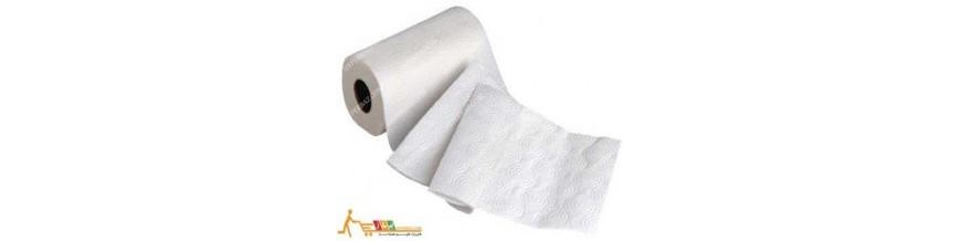 دستمال توالت و حوله