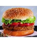 همبرگر و کباب لقمه ای