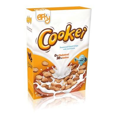غلات صبحانه کوکي 375 گرمی الفي