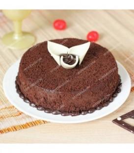 کیک شکلاتی طرح ماسه