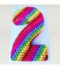 کیک عددی جادویی