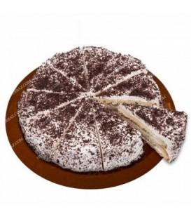 کیک کافی شاپی موز و گردو قطر 25