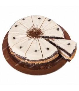 کیک کافی شاپی موکا قطر 25