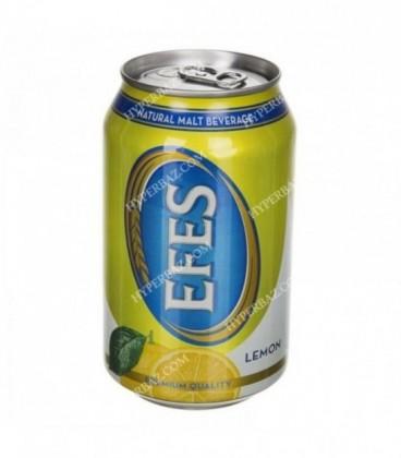 ماءالشعیر قوطی 330 سی سی لیمویی EFES