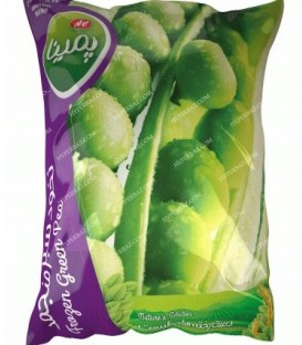 نخود فرنگی سبز 750 گرمی پمینا کاله