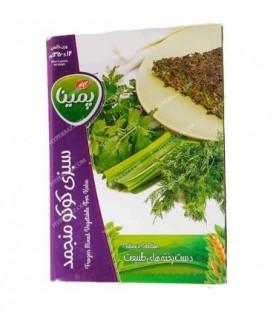 سبزی کوکو 400 گرمی کاله