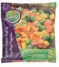 مخلوط سبزیجات نخود سبز ذرت وهویج 750 گرمی کاله