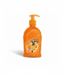 مایع دستشویی پرتقال 500 گرمی بس