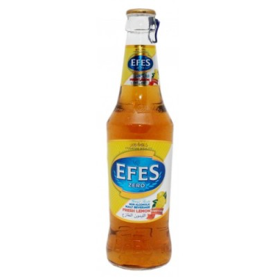ماالشعير شيشه ليمو 330 سي سي EFES