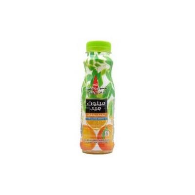 آبمیوه پرتقال پالپی 1000 سی سی مینوت مید