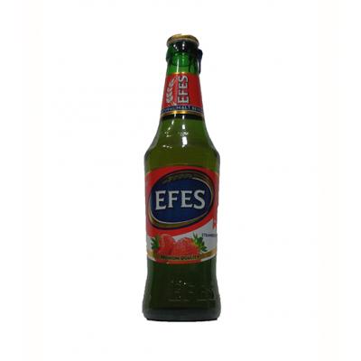 ماالشعير شيشه توت فرنگي 330 سي سي EFES