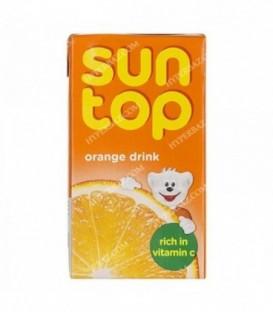نوشیدنی پرتقالی 125 میلی لیتری سان تاپ