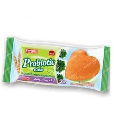 کیک پروبیوتیک 75 گرمی درنا