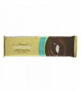 شکلات تابلت گالاردو شیری 23 گرمی فرمند