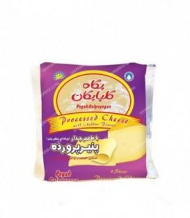 پنیر پرورده ورقه 180 گرمی چدار پگاه