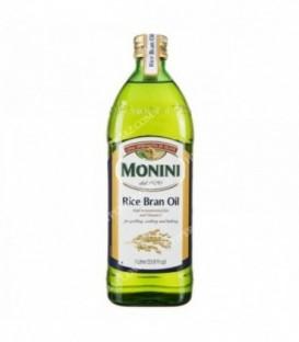 روغن سبوس برنج یک لیتری مونینی Monini