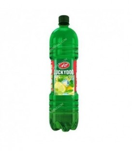 نوشیدنی لبنی 1.5 لیتری لاکی با دو طعم لیموونعناع کاله