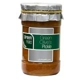 زیتون سبز با طعم مکزیکی اسپانیایی شیشه 680 گرمی گرین فیلد