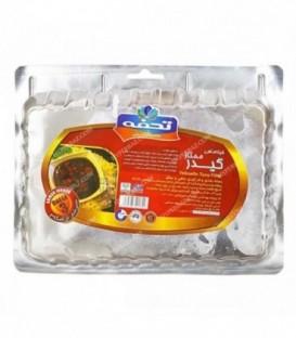 گوشت ماهی گیدر ممتاز 500 گرمی تحفه