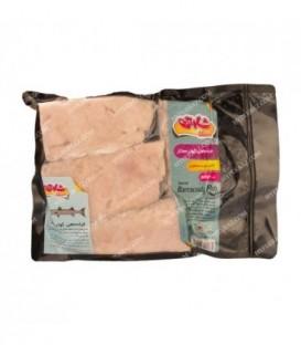 فیله ماهی کوتر ممتاز بدون تیغ و استخوان 500 گرمی شارین