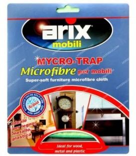دستمال پاکیزگی مایکروفایبر سبز ARIX