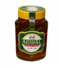 عسل بی موم شیشه چهل گیاه 200 گرمی آریبال