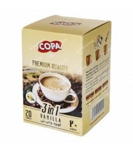 قهوه 3 در 1 وانیلی کوپا