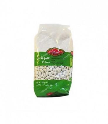 لوبیا سفید450 گرمی گلستان