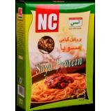 سویا پروتئین ریز دانه 250 گرمی جعبه ای سبز انسی