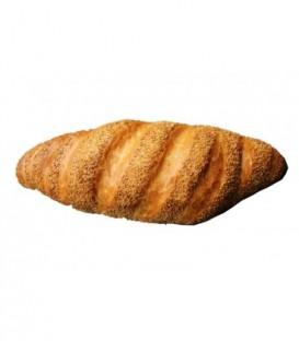 نان اکمک گندم کنجدی ترکیه ای قیمت هر عدد