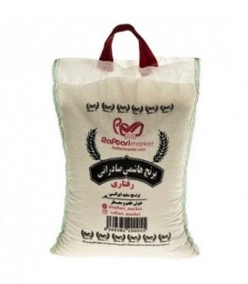 برنج هاشمی 10 کیلوگرمی صادراتی گیلان رفتاری