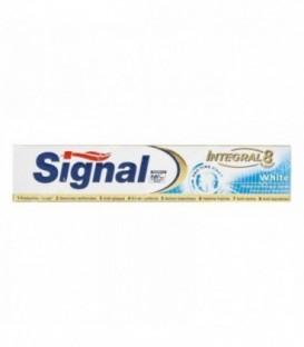 خمیردندان سفید کننده 8 اینتگرال 75 میلی لیتری سیگنال