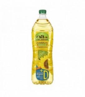 روغن آفتابگردان 1350 گرمی غنی شده با ویتامین دی اویلا
