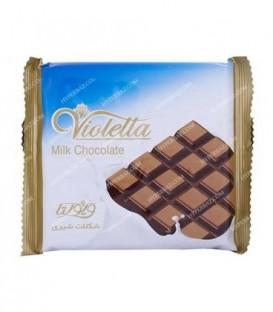 شکلات تابلت ویولتا شیری 55 گرمی فرمند