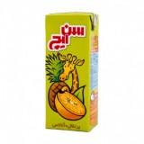 نوشیدنی پرتقال و آناناس کودک 200cc سن ایچ