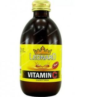 نوشیدنی ویتامین سی 240 میلی لیتری لئونارد
