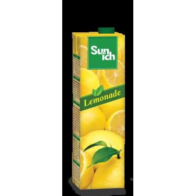 نوشیدنی بدون گاز لیمویی کامبی بلاک 1 لیتری سن ایچ