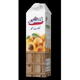 آب میوه تتراپک 1 لیتری زرد آلو گلشن