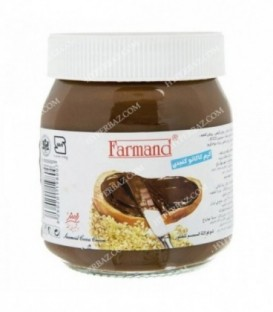 شکلات صبحانه 350 گرمی کنجدی فرمند