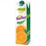 آبميوه پرتقال پالپ دار 1 ليتري کامبي دام سان استار