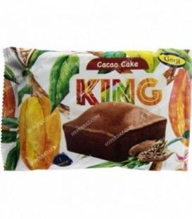 کیک کینگ با طعم کاکائو گرجی