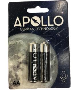باطری قلمی دو عددی آپولو