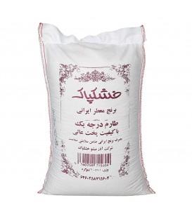 برنج طارم معطر ایرانی 10 کیلویی خشکپاک