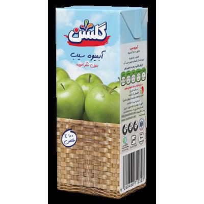 آب میوه دوی پک 280cc سیب گلشن